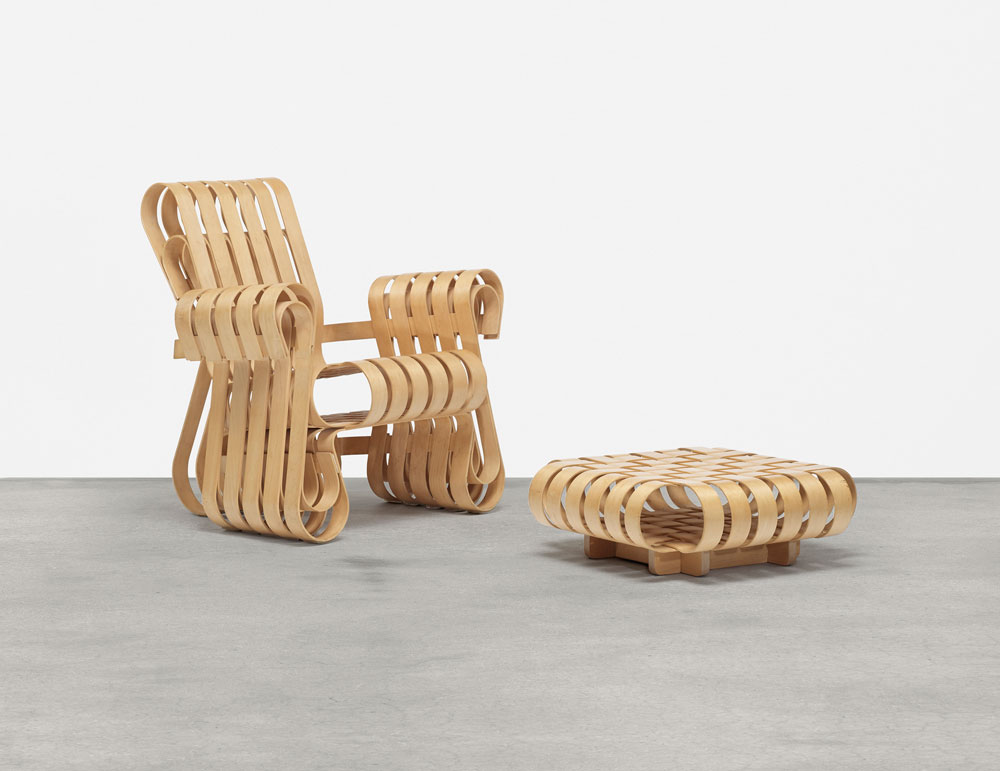 Sillas Power Play - Frank Gehry - Paco Escrivá Muebles